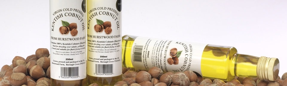 Featured on ITV Ade In Britain, BBC The Hairy Bikers, and ITV The Hungry Sailors. - This exclusive Kentish Cobnut Oil is grown, pressed and packaged by one of Potash Farm's neighbours. It is ideal for drizzling over salads, grilling fish or meat and suitable for flash frying or woking.