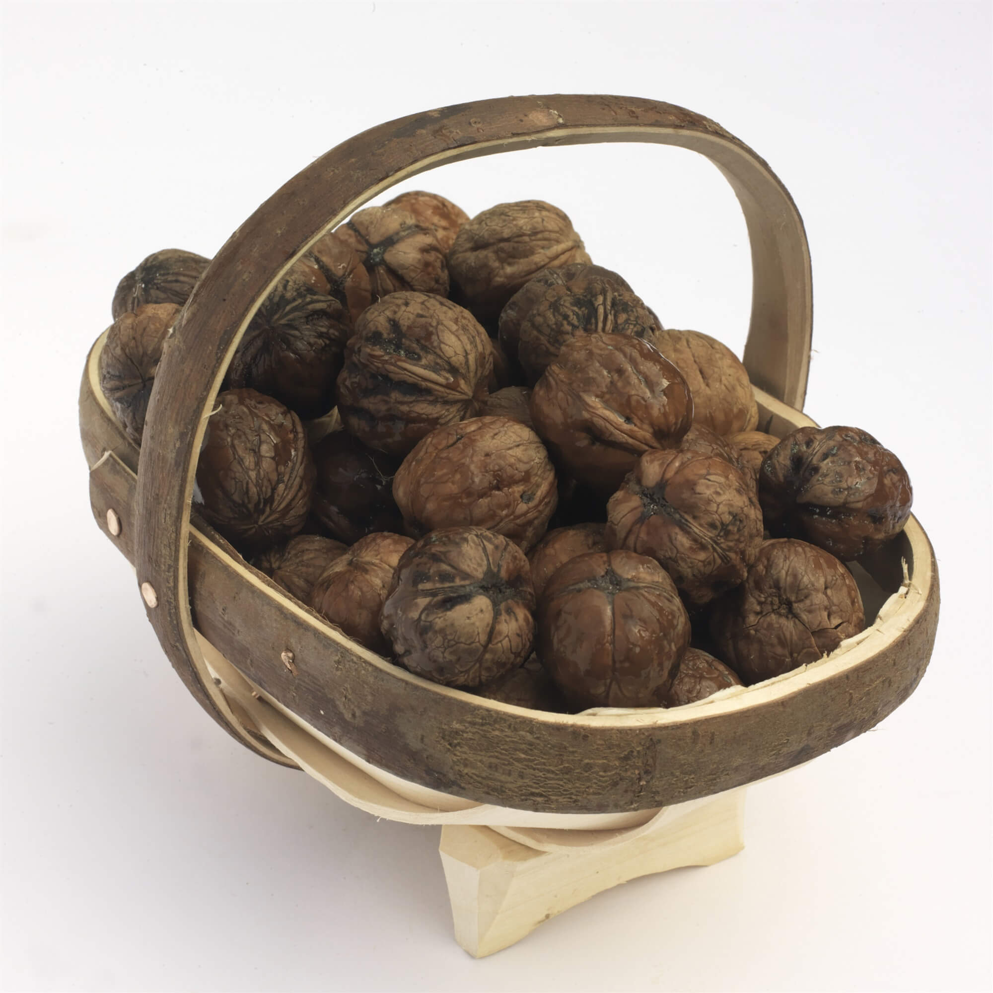 Wet Walnuts - These are full of moisture and have a very distinct flavour and  a very good following with the connoisseur of nuts.