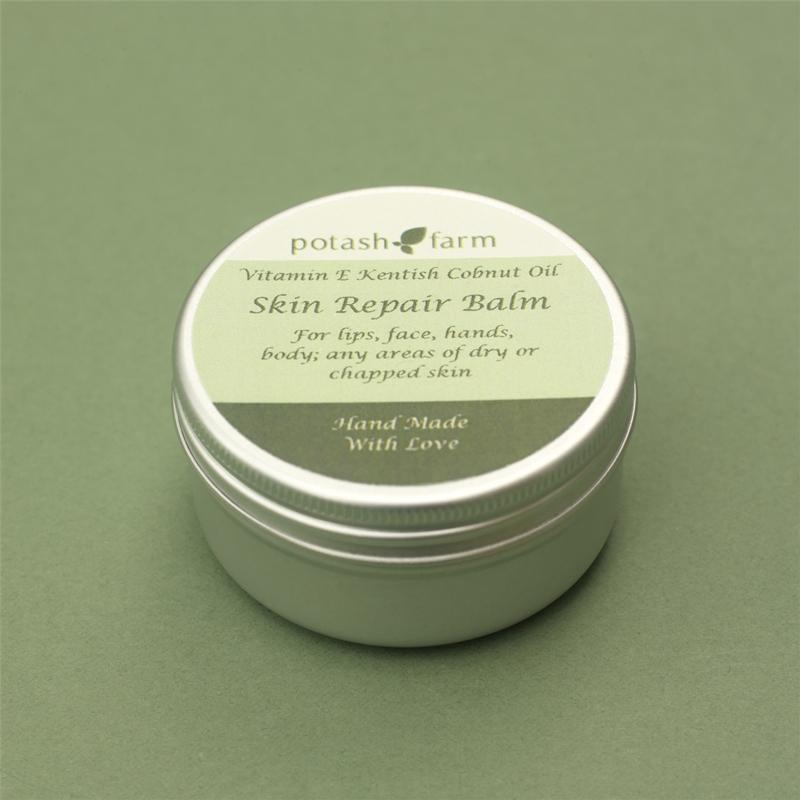 50ml Kentish Cobnut Skin Repair Balm In A Jar