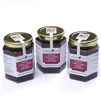 Handmade Cherry and Almond Conserve with Brandy