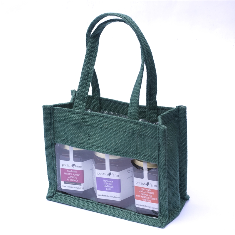 The Cherry and Almond, Lavender, and Seville Orange Gift Bag