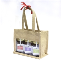 Three Jar Presentation Gift Bag Only