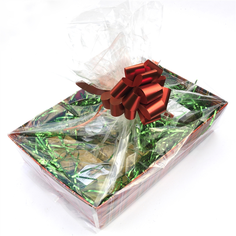 The Potash Farm Christmas Wrapped Tray