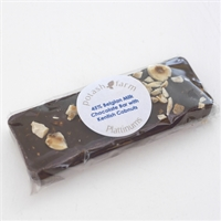 Mini Belgian Milk Chocolate Slab with Kentish Cobnuts