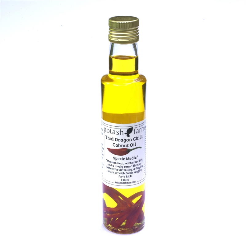 Thai Dragon Chilli Cobnut Oil