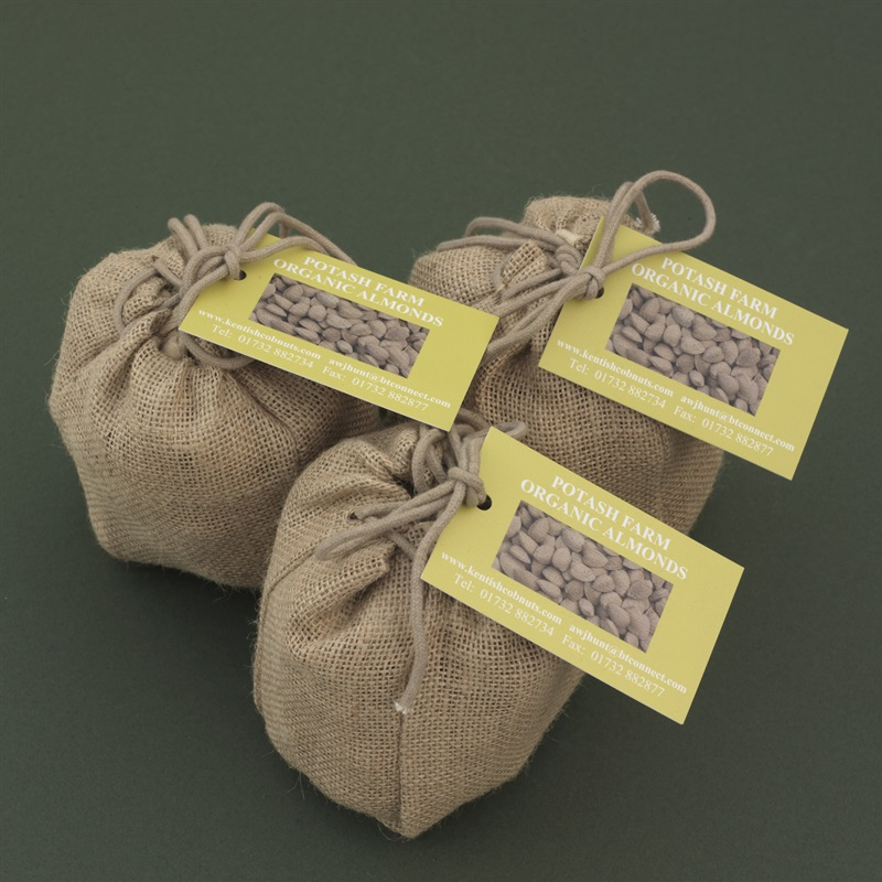 Farm Produced Almonds Gift Bags