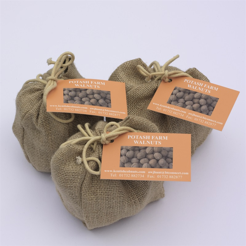 Farm Produced Walnut Gift Bags