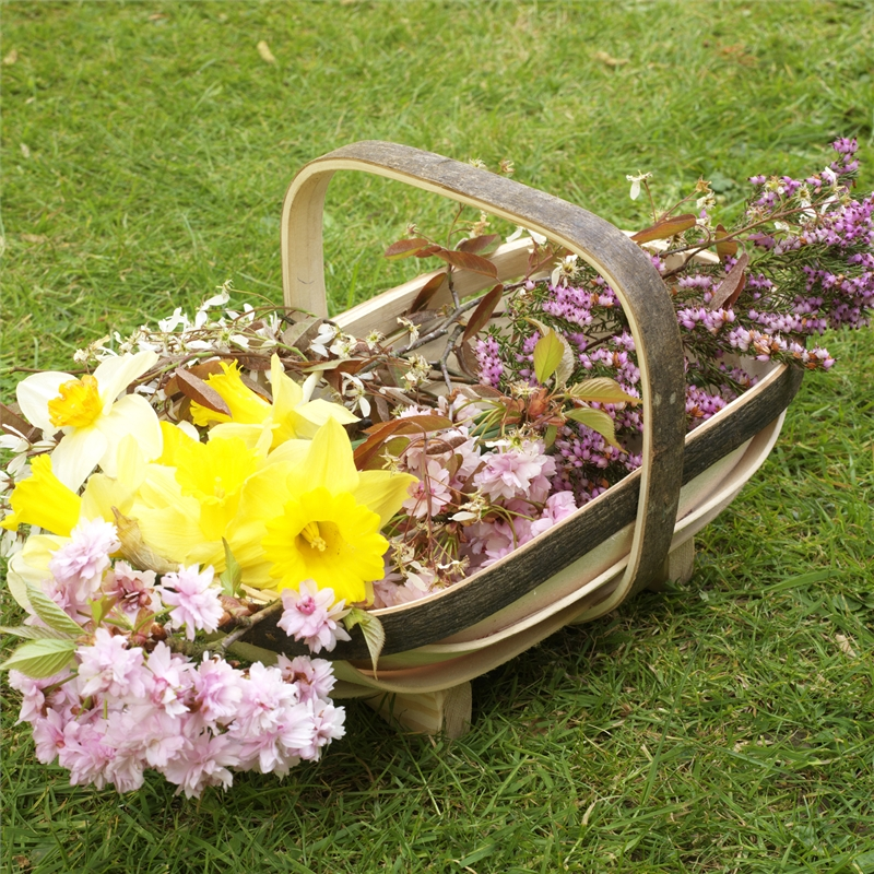 Handmade Kentish Trugs