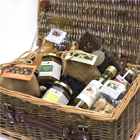 Luxury Cane Hamper