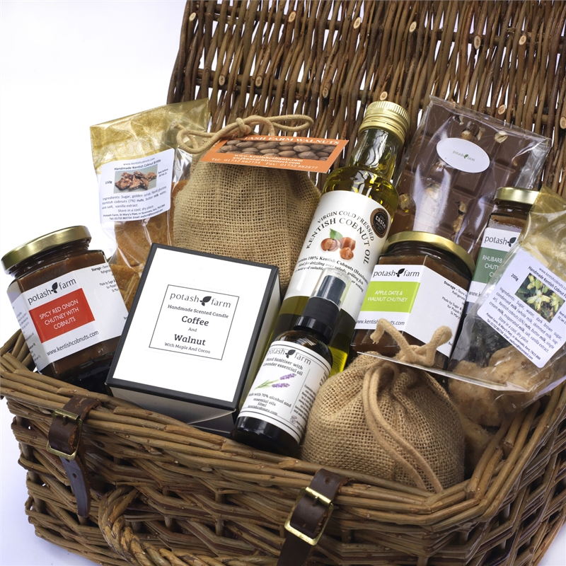 Luxury Willow Hamper