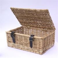 Small Classic Cane Hamper Basket