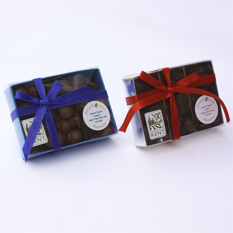 Plattinums Kentish Cobnuts Gift Box