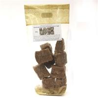 Chocolate and Kentish Cobnut Fudge